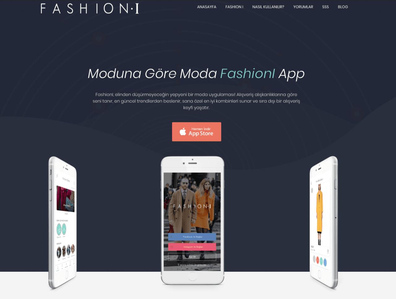 Moduna Göre Moda FashionI App