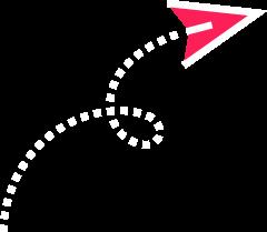 Slide Red Arrow